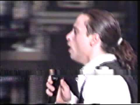 Eros Ramazzotti  Cuore Agitati Palau Sant Jordi 1991