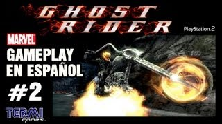 """GHOST RIDER""  2 PS2 Gameplay"