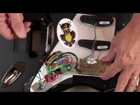 how to fix out of phase guitar pickups how pickups sound out of phase youtube. Black Bedroom Furniture Sets. Home Design Ideas