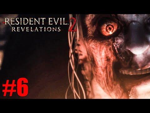 ИРИНКА! ► Resident Evil: Revelations 2 Прохождение #6 ► ХОРРОР ИГРА