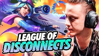 Rekkles Caitlyn ADC LEAGUE OF DISCONNECTS