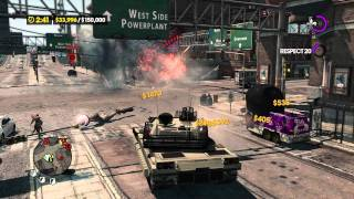 Saints Row: The Third - Gameplay HD