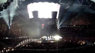 U2 live, No Line On The Horizon (full version), Amsterdam Arena, Amsterdam