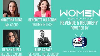 Women #10 Revenue & Recovery