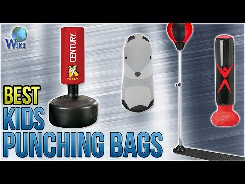 10 Best Kids Punching Bags 2018