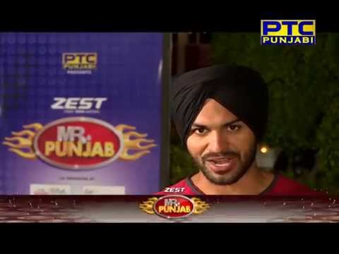 Roadies X4 winner Balraj in Mr Punjab Contest