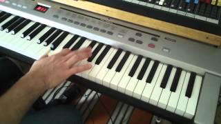 grey seal piano intro