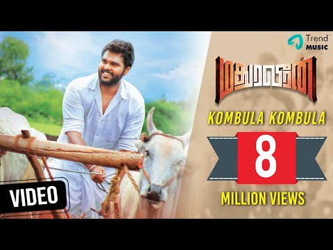 Kombula Kombula - Jallikattu Video Song | Madura Veeran | Shanmugapandiyan,  Santhosh Dhayanidhi