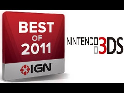 IGN's Best 3DS/DS Game Of 2011 Award
