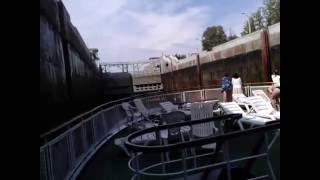 видео Круиз 2016 теплоход А.И Герцен.
