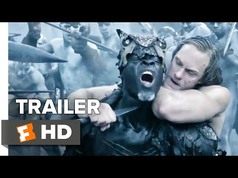The Legend of Tarzan Official IMAX Trailer (2016) - Margot Robbie, Alexander Skarsgård Movie HD