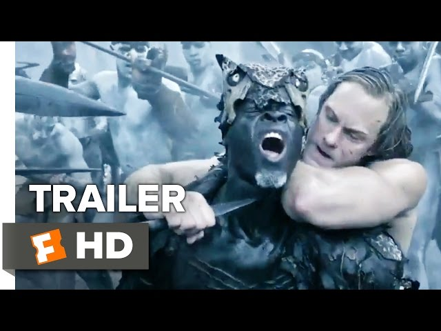 The Legend of Tarzan (English) movie in telugu to download