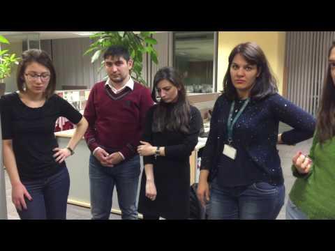 Труп Аудитора Пахнет Кофе - movie by PwC Azerbaijan talents