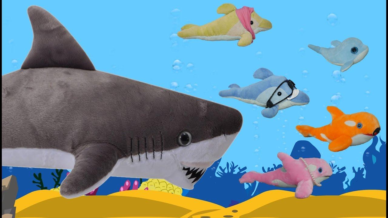 Baby Shark Nursery Rhyme for Kids | Animal Songs - YouTube