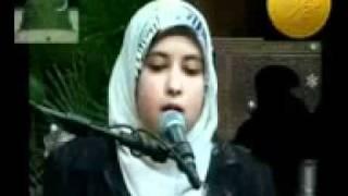 اجمل صوت بنت تقرأ القرأن الكريم  سميه الديب  ha ksa