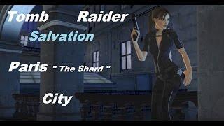 "Tomb Raider Salvation (Part 5)-The Shard ""City"" walkthrough"