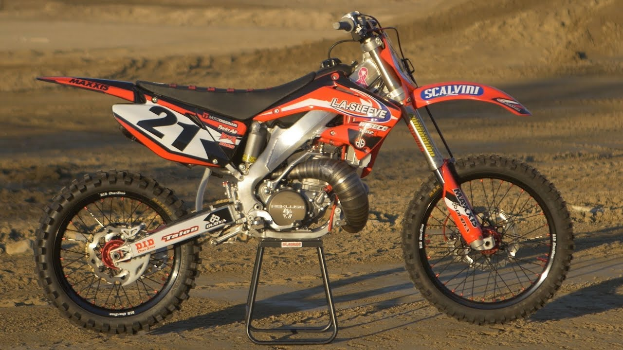 small resolution of project cr250 2 stroke raw dirt bike magazine