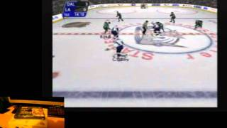 NHL 2k Sega Dreamcast Game Review - Classic Retro Game Room