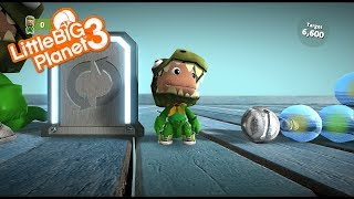 LittleBigPlanet 3 - Fortnite skin glitch