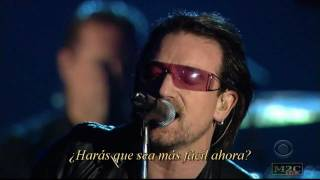 Repeat youtube video U2 And Mary J Blige - One (live subtitulos en español)