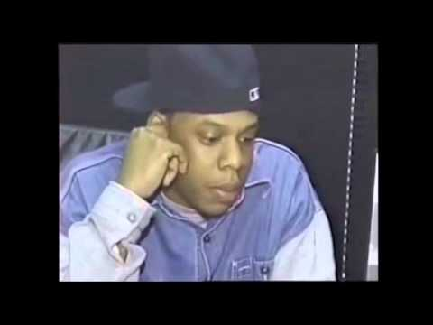 JAY-Z BEFORE THE FAME. FUCK LABELS? RARE Interview