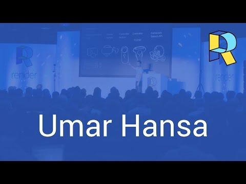 A Modern Front-End Workflow – Umar Hansa | Render 2017