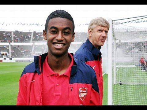 Gedion Zelalem Skills and Goal   Wonderkid Arsenal