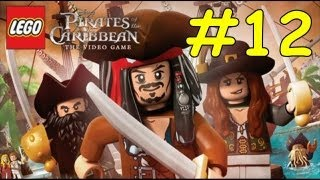 Lego Pirates Of The Caribbean Walkthrough - Chapter 2 Davy Jones Locker