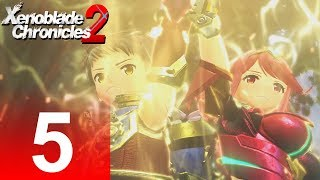 Solo Adventures in Xenoblade  Chronicles 2 Part:5 Water is Wet