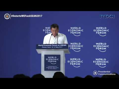 Opening Plenary: ASEAN at 50 Years Young (Speech) 5/11/2017