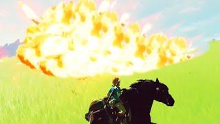 The Legend of Zelda Breath of the Wild Walkthrough Part 10 (E3 2016 Gameplay)