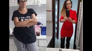 Moja metamorfoza / Jak schudłam z Ewą Chodakowską/ fitness i siłownia/  [ Natalia K ]
