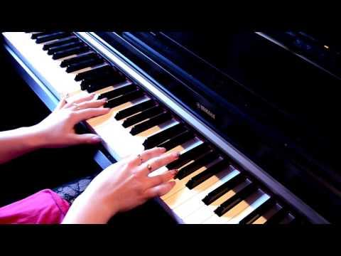 Julia Samoylova - Flame Is Burning (Piano Version)