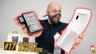 🇨🇳 Nejlepší nabíječky pro iPhone 12 a další super Gadgety z AliExpressu!  | WRTECH [4K]