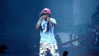 Lil Wayne - Gunwalk LIVE!!