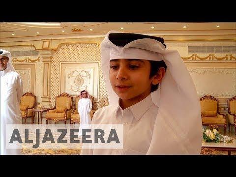Qataris celebrate Eid al/Fitr with mixed feelings - world news