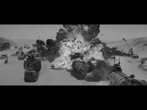 Mad Max: Fury Road - B&W Trailer
