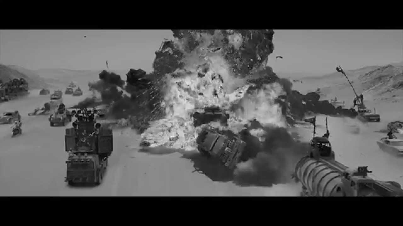 Superb Mad Max: Fury Road   Bu0026W Trailer   YouTube Idea