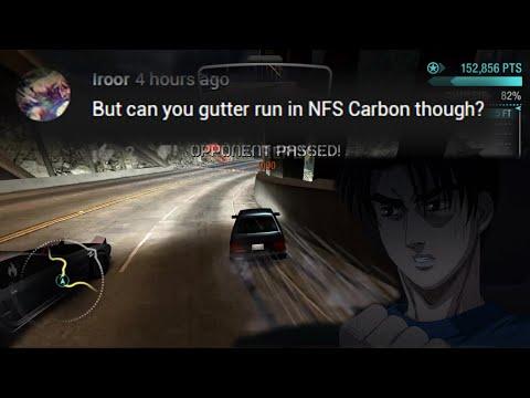 Initial D Carbon