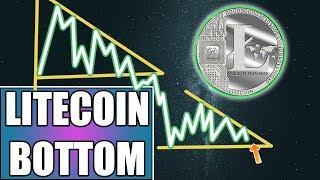 Litecoin Bottom - Is It Here?