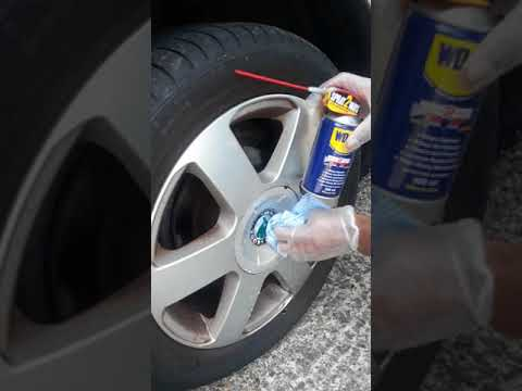 How To Clean Your  Car with WD40 The Review