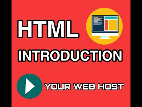 HTML Tutorial | HTML Introduction | Part - 1 | Your Web Host thumbnail