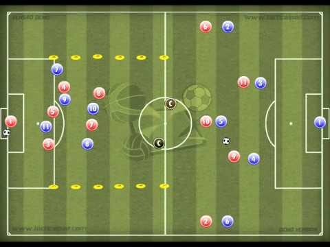 bf78a04379 Treino Tático Fracionado - Oswaldo Alvarez (Universidade do Futebol ...