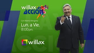 Willax en Acción - FEB 19 - 1/5 | Willax