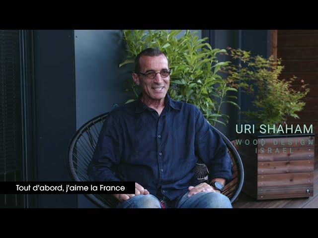 Grad® : Interview d'un poseur du concept de terrasse Grad® : Uri Shaham, Wood Design (Israël)