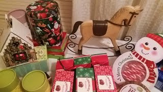 Покупаю подарки и выбераем вместо гуся утку на Рождество.
