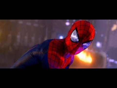 The Amazing Spider-Man 2  Falling Inside the Black - Skillet