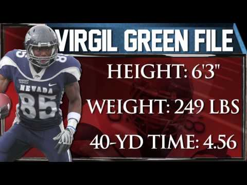 Virgil Green Draft Profile