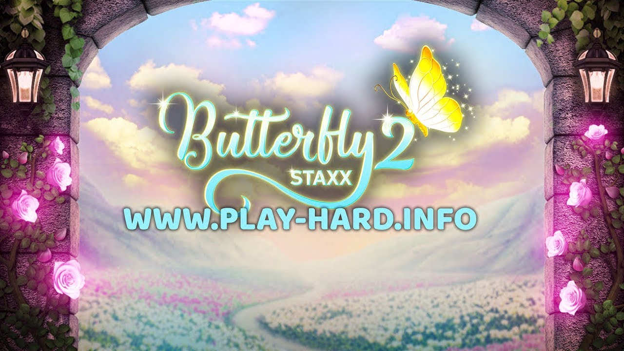Butterfly Staxx 2 By Netent Super Mega Win Youtube