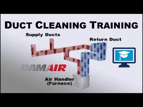 RamAir Duct Cleaning Training Video